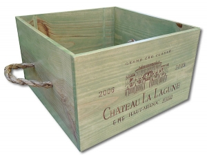 Upcycled Wine Crates from Whiner & Diner